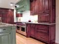 Two tone kitchen in Ho-Ho-Kus, NJ
