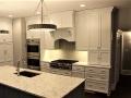 Kitchen island lighting in Montclair, NJ