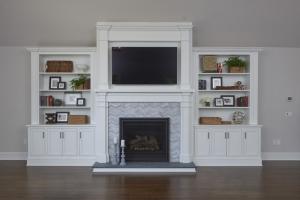 Fireplace mantels in Wyckoff, NJ