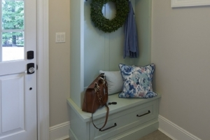 Mudroom in Wyckoff, NJ