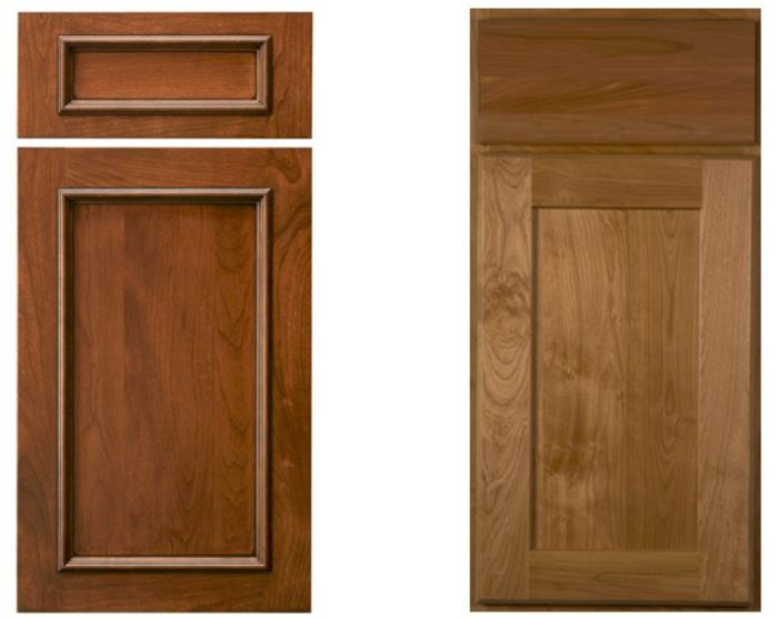 More popular door styles chosen by Craig Allen Design customers