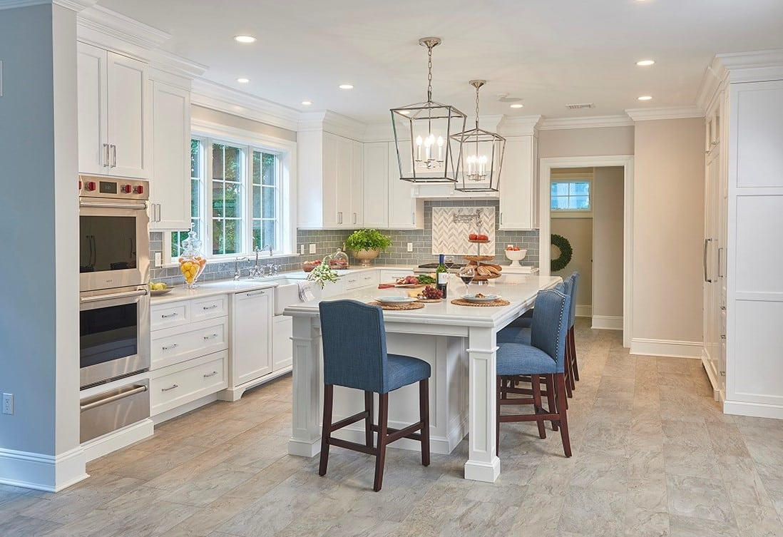 Closed Plan For Your Remodeled Kitchen