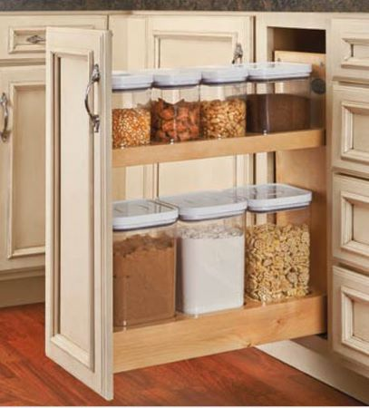 Your new kitchen needs this pull-out with OXO containers