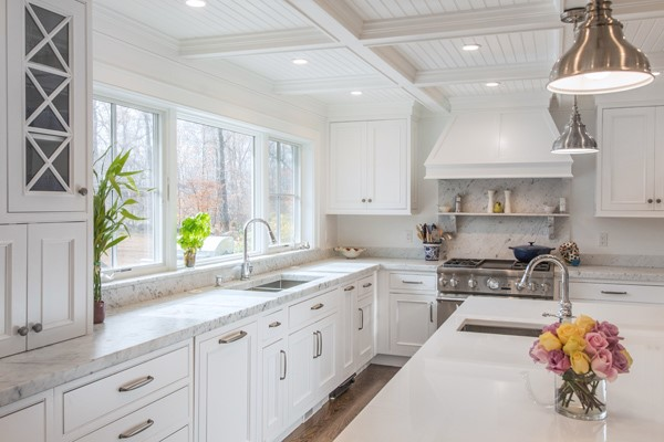 Having a beautiful new kitchen is a great incentive for a kitchen remodel