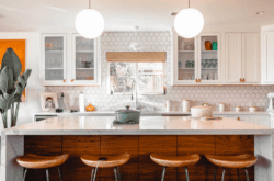 kitchen cabinets require special care to keep them beautiful
